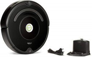 Confezione robot aspirapolvere Roomba 671